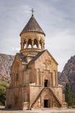 Monastero di Noravank, Armenia fotografie stock