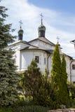 Monastero di Novospassky Fotografia Stock Libera da Diritti