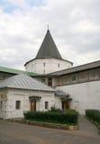 Monastero di Novospassky. Mosca 2 Fotografie Stock Libere da Diritti
