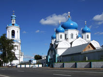 Monastero di ortodossia Fotografie Stock