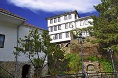 Monastero di Osogovo, st Joakim - Kriva Palanka, Macedonia fotografia stock libera da diritti