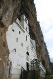 Monastero di Ostrog Immagini Stock Libere da Diritti