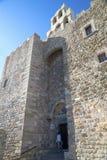 Monastero di Patmos di St John Immagini Stock