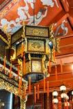 Monastero di Po Lin, Hong Kong Immagine Stock