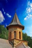 Monastero di Prislop Fotografia Stock
