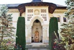Monastero di Putna Immagine Stock