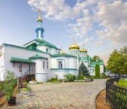 Monastero di Raif Kazan, Tatarstan, Russia Immagine Stock Libera da Diritti