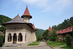 Monastero di Ramet Immagine Stock Libera da Diritti