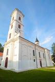 Monastero di Ravanica immagine stock