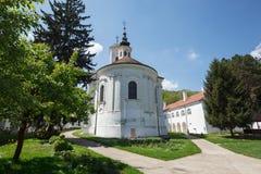 Monastero di Ravanica, Vrdnik immagini stock