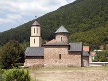 Monastero di Rmanj Immagine Stock