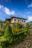 Monastero di Rozhen immagine stock