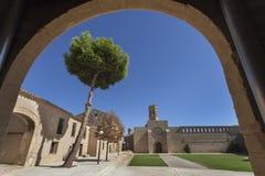 Monastero di Rueda Fotografia Stock Libera da Diritti