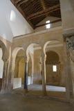 Monastero di San Miguel de Escalada - Fotografie Stock Libere da Diritti