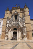 Monastero di Santa Cruz Immagine Stock