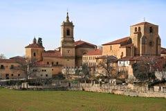 Monastero di Santo Domingo de Silos (Spagna) Fotografie Stock