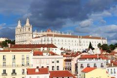 Monastero di sao Vicente de Fora Immagine Stock