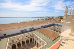 Monastero di sao Vicente dei forum Immagine Stock Libera da Diritti