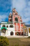 Monastero di Savvino Storozhevsky della chiesa e del campanile Immagine Stock