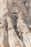 Monastero di Selime Fotografia Stock