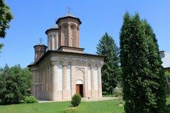 Monastero di Snagov - la chiesa Immagini Stock