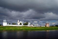 Monastero di Spaso-prilutskiy Fotografia Stock Libera da Diritti