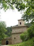 Monastero di Suso in La Rioja immagini stock