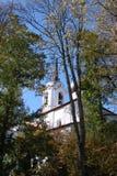 Monastero di Sviatohirsk del presupposto santo fotografia stock