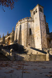 Monastero di Tomar Immagini Stock