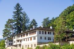 Monastero di Troyan, Bulgaria Fotografia Stock Libera da Diritti