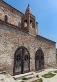 Monastero di Uplistsikhe Fotografia Stock