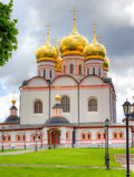 Monastero di Valdai Iversky Bogoroditsky Svyatoozersky Fotografia Stock Libera da Diritti