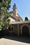 Monastero di Valldemosa Fotografia Stock Libera da Diritti