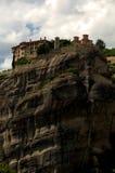 Monastero di Varlaam, Meteora Fotografia Stock Libera da Diritti