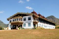Monastero di Ya di tum del Tai Fotografia Stock