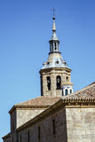 Monastero di Yuso, San Millan de la Cogolla fotografia stock libera da diritti