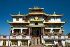 Monastero di Zangdhogpalri Fotografia Stock