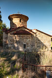 Monastero di Zvernec, Vlora, Albania Fotografie Stock