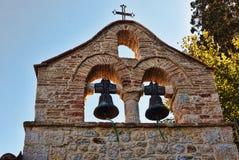 Monastero di Zvernec, Vlora, Albania Immagini Stock Libere da Diritti