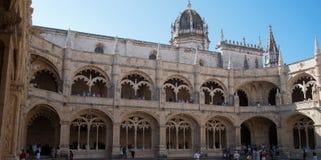 Monastero dos Jerónimos Stock Images