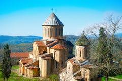 Monastero famoso di Gelati Immagine Stock Libera da Diritti