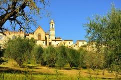 Monastero a Firenze Fotografie Stock