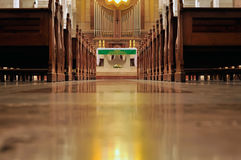 Monastero francescano e chiesa della st Catherine Immagini Stock Libere da Diritti