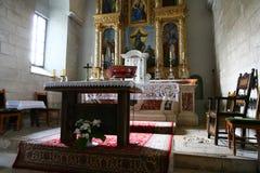 Monastero Franciscan immagine stock