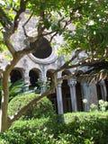 Monastero Franciscan fotografie stock libere da diritti