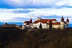 Monastero Göttweig Fotografia Stock