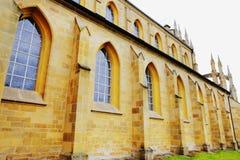 Monastero Kladruby, repubblica Ceca Fotografia Stock Libera da Diritti