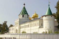 Monastero Kostroma Russia di Ipatiev della trinità santa Immagine Stock