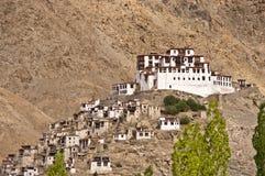 Monastero in Ladakh Fotografia Stock Libera da Diritti