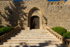 Monastero Mardin di d-MOR Hananyo di Dayro Immagini Stock